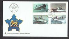 SOUTH AFRICA SIMONSTOWN NAVAL BASE 1982 FIRST DAY COVER, SIMONSTAD, VLOOTBASIS