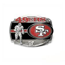 San Francisco  49ers       offiziell lizenzierte Gürtelschnalle   Buckle   841.1