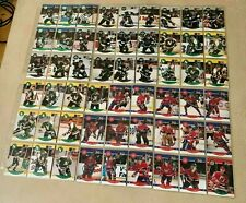 HUGE Collection of 405 NHL Pro-Set 1990-1991 Hockey Cards - #1-#405 (MUST SEE)