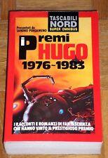 """Asimov Zelazny e altri """"I PREMI HUGO 1976-1983"""" Tascabili Nord Super Omnibus"""