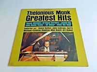 Thelonious Monk Greatest Hits LP 1962 Riverside Mono 421 Vinyl Record