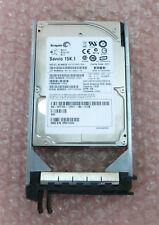 "Dell Seagate 73Gb 2.5"" SAS 15k Hot plug hard drive HDD XT764 9MB066-042 + Caddy"