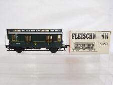 eso-9002Fleischmann 5050 H0 Postwagen Ansbach 1117 sehr guter Zustand,