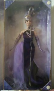 Barbie The Sterling Silver Rose Doll Bob Mackie NEW!!