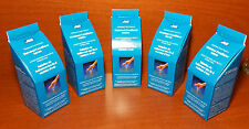 Lot - 5 boxes of Blue Magic Waterbed Tube Conditioner Tablets - Wholesale Prices
