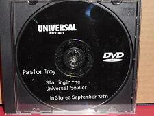 Pastor Troy - Starring in the Universal Soldier VICE VERSA PROMO DVD Loop