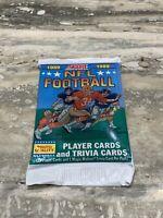 🔥UNOPENED 1989 Score Football Pack (POSSIBLE AIKMAN SANDERS)🔥