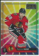 16-17 O Pee Chee Platinum Rainbow Parallel Patrick Kane #50 Blackhawks