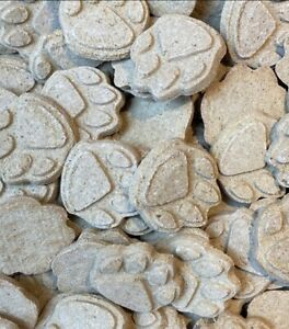 Peanut Butter Paws Wheat Free Dog Biscuits Oven Baked Dog Treats Chews