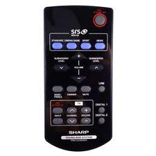 *NEW* Genuine Sharp HT-SB350 Soundbar Remote Control