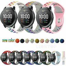 Reloj Deportivo Reloj Banda De Silicona Correa para Samsung Galaxy Activo 2 40 44 42 41mm