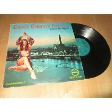 CAIRO BY NIGHT exotic oriental dances (instrumentals) SOUL EL HOB Lp 1976