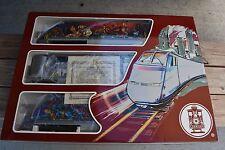 Lehmann LGB 92950 DC Comics Super Heroes Train G Scale 1 of 1500 Made!!!!