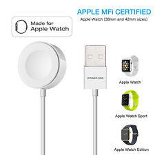 New Magnetic Charger Charging Cable (1m) for Apple Watch 1/2 iWatch 38mm & 42mm