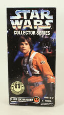 Star Wars Collector Series 12 inch Luke Skywalker X-Wing Gear  1996 Kenner MIB