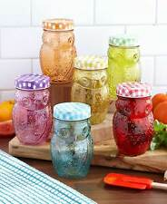 The Lakeside Collection 12-Pc. Owl Storage Jars