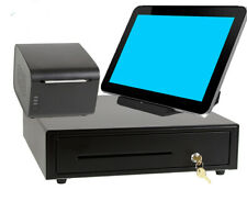 Complete Touch Screen EPOS POS cash register till system - NO MONTHLY FEES