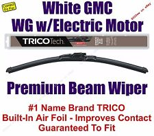 Wiper Blade (Qty 1) Premium fits 1990 White GMC WG w/Electric Motor - 19200
