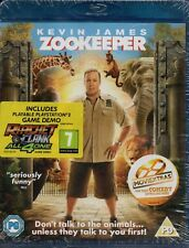 ZOOKEEPER - Kevin James - Blu-Ray *NEW & SEALED*