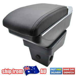Armrest Central Console Box For Suzuki Vitara Dual Console Leather  2015-2019