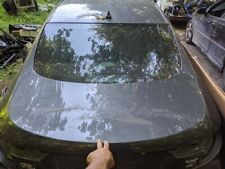 Saab 9-5 2010-2011 NG  trunk lid decklid  DARK GREY WITHOUT LIGHT BAR
