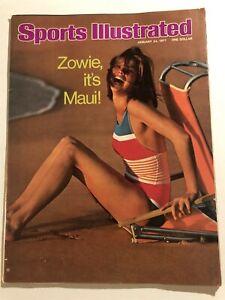 1977 Sports Illustrated SWIM SUIT NO LABEL Hawaii ZOWIE Its MAUI Cheryl TIEGS