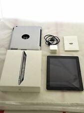 Apple iPad 2 Wi-Fi + 3G (A1396) - AT&T 32GB Black Bluetooth Keyboard Battery