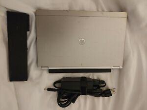 HP EliteBook 2170p Intel Core i5-3427U 2.80GHz 8GB RAM 120GB HDD w/extra battery