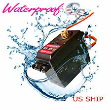 K2 Waterproof High Torque Metal Gear  RC Servo motor airplane helicopter boat