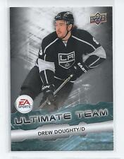 Drew Doughty 2011-12 Upper Deck EA Ultimate Team Insert Card