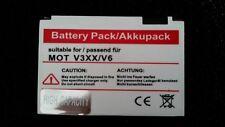 Akku für Motorola V3XX/V6