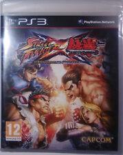 STREET FIGHTER X TEKKEN JUEGO PARA PLAYSTATION 3 PS3. PAL-ESP.NUEVO, PRECINTADO.
