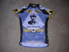 Voler  Biking Cycling Jersey Women's Size XS Blues