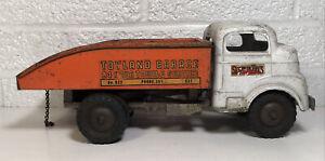 Structo Toyland Garage Tow Truck