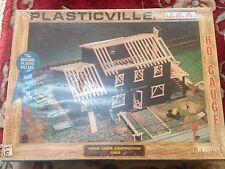 Plasticville HO Scale House Under Construction #2803 Parts Sealed MIB Unopened