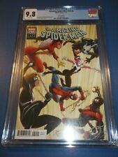 Amazing Spider-man #54 LR Variant CGC 9.8 NM/M Gorgeous Gem Wow