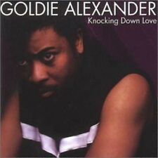 Knocking Down Love - Goldie Alexander (2006, CD NEU)