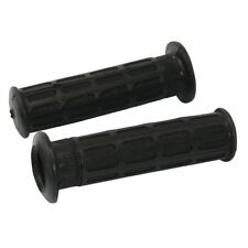 Bikeit GRPBRHON Motorcycle/Bike Honda Grip 22mm Left 25mm Right - Black