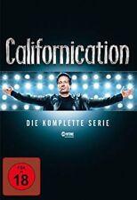 16 DVDs * CALIFORNICATION - DIE KOMPLETTE SERIE IN EINER BOX # NEU OVP +