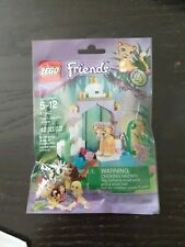 New- Lego Friends Tiger's Beautiful Temple 41042 Series 4 - Factory Sealed!