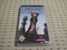 Online Chess Kingdoms für Sony PSP *OVP*