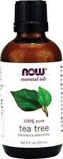 Now Foods Essential Oils, Tea Tree, 2 fl oz