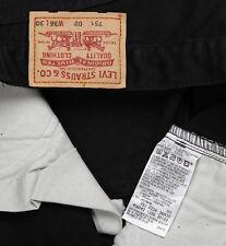 Vintage Jeans Levis 751 da uomo  W36 L30 - nero, come nuovo