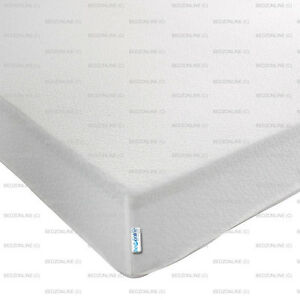 4FT6 DOUBLE ECONOMY FIRM SUPPORT ALL FOAM MEMORY & REFLEX FOAM FREE DELIVERY