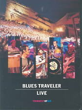 Blues Traveler - On The Rocks: Live From Red Rocks 2XDVD SEALED Rare OOP