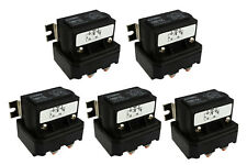 5x TEMCo 250A DC Winch Motor Reversing Solenoid Relay Switch 12 Volt Contactor