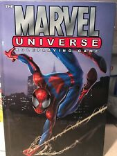 Marvel Universe RPG Guide Book Marvel Universe Roleplaying Game HC 2003