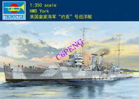 Trumpeter  1/350  05351 Royal Navy Heavy Cruiser HMS model kit▲