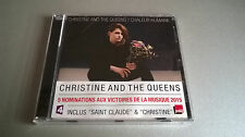 CD CHRISTINE AND THE QUEENS : CHALEUR HUMAINE