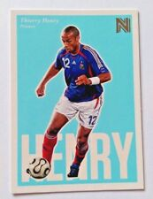 2017 Panini Nobility Soccer Short Print Thierry Henry #93